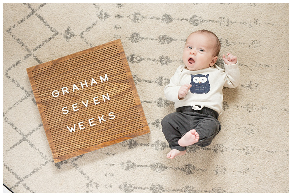 graham two months