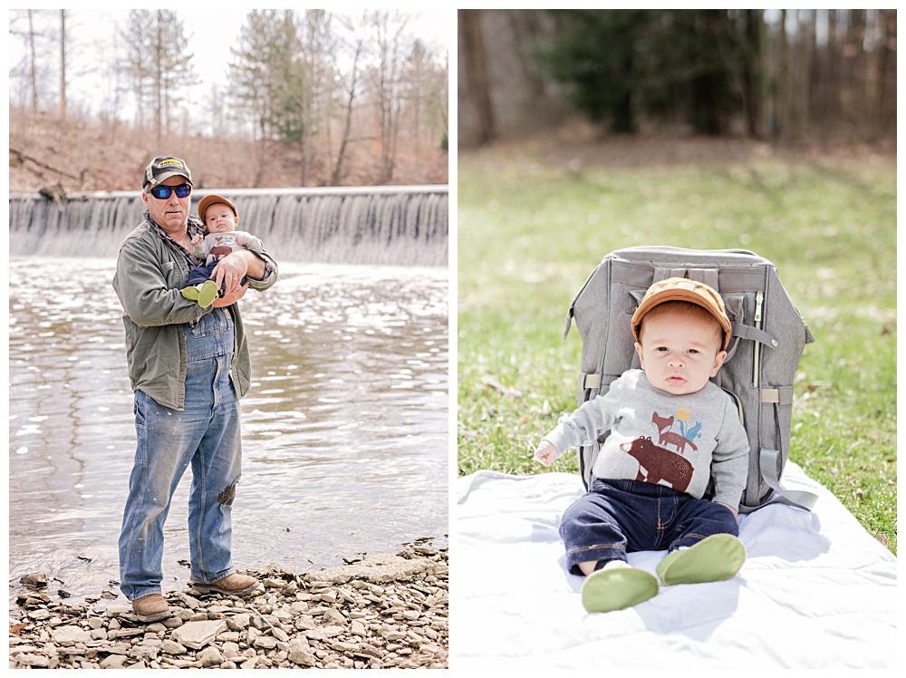Graham three months, cover-19, Jefferson Ohio