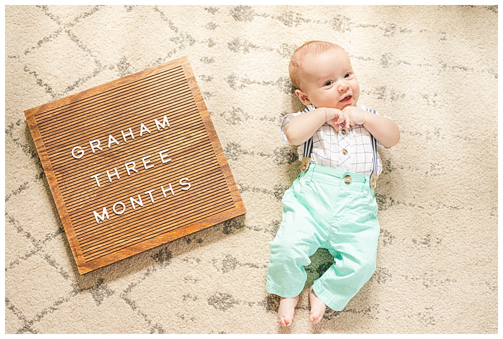 corona, graham three months, easter, first easter