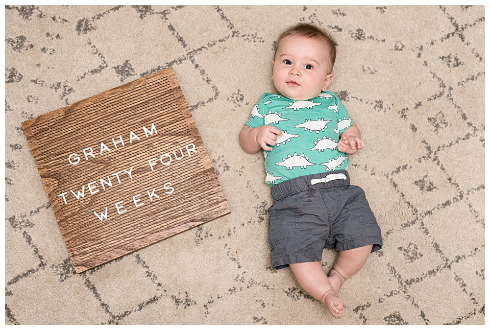 graham is six months