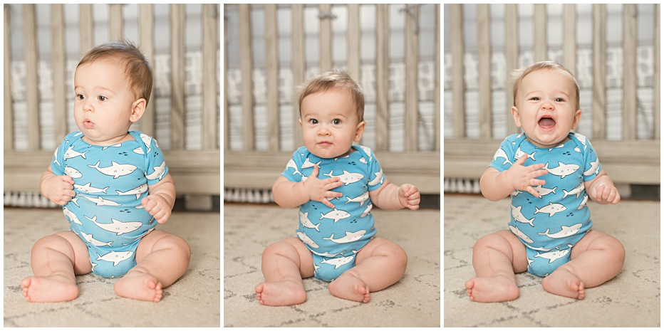 graham eight months old