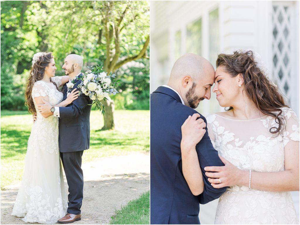 Beautiful mooreland mansion wedding
